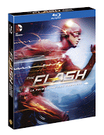 the flash stagione 1 blu-ray