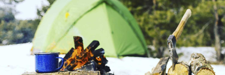 kış kampı için hazırlık ve planlama