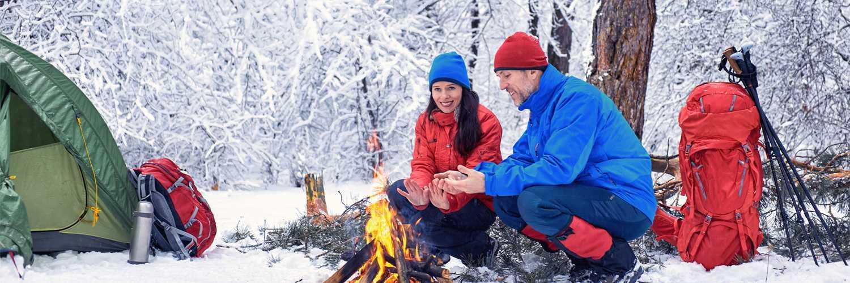 kış kampı için ayakkabı ve kılık kıyafet seçimi