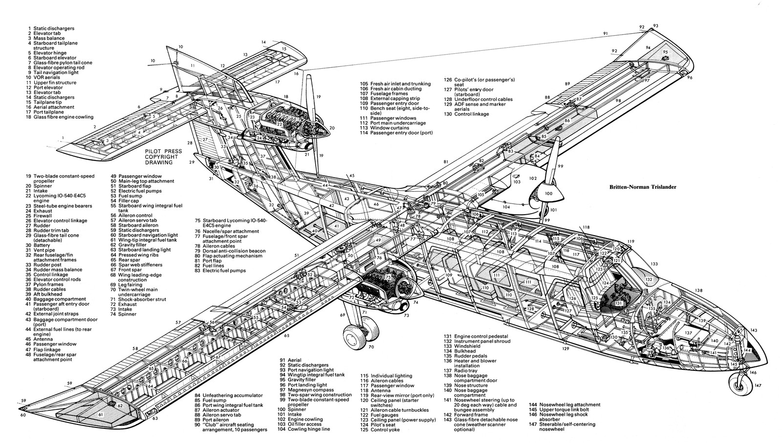The cutaway drawing and its artists - Page 267 - The