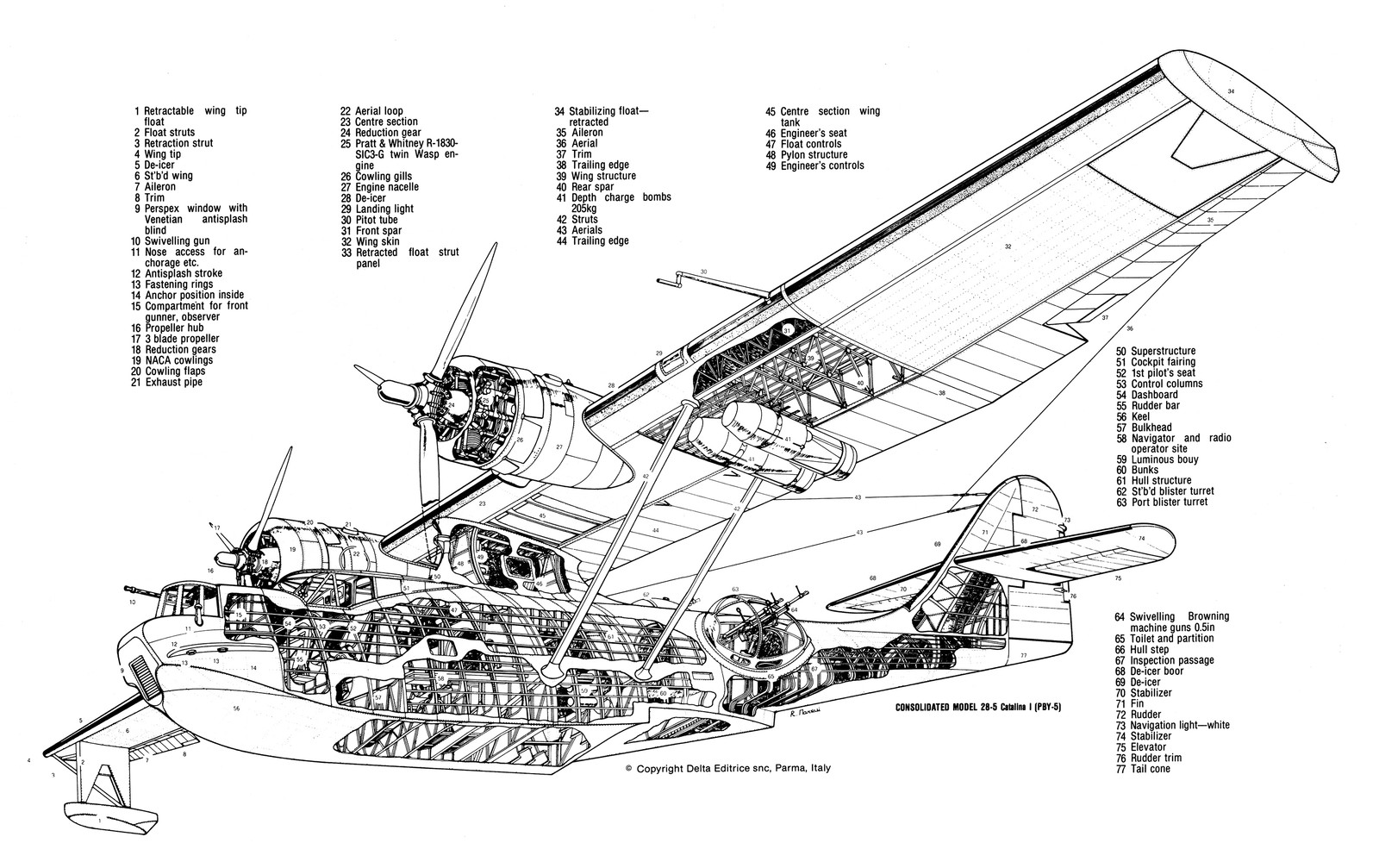 the cutaway drawing and its artists - page 267
