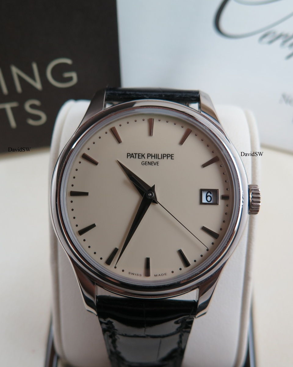 Fs Patek Philippe 5227g 001 18k White Gold Calatrava Automatic Hinged Caseback 39mm Rolex Forums Rolex Watch Forum
