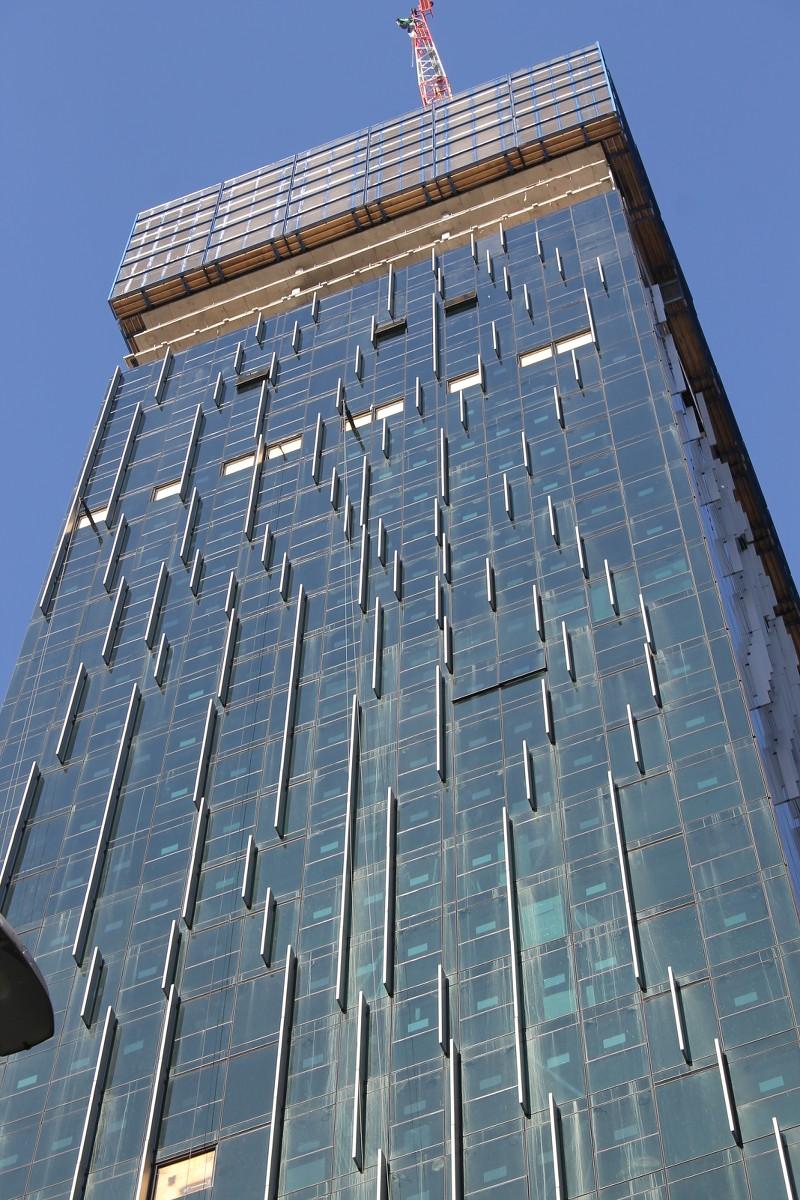 CBD   Victoria One Apartments   452-472 Elizabeth Street   75F   241m   Residential