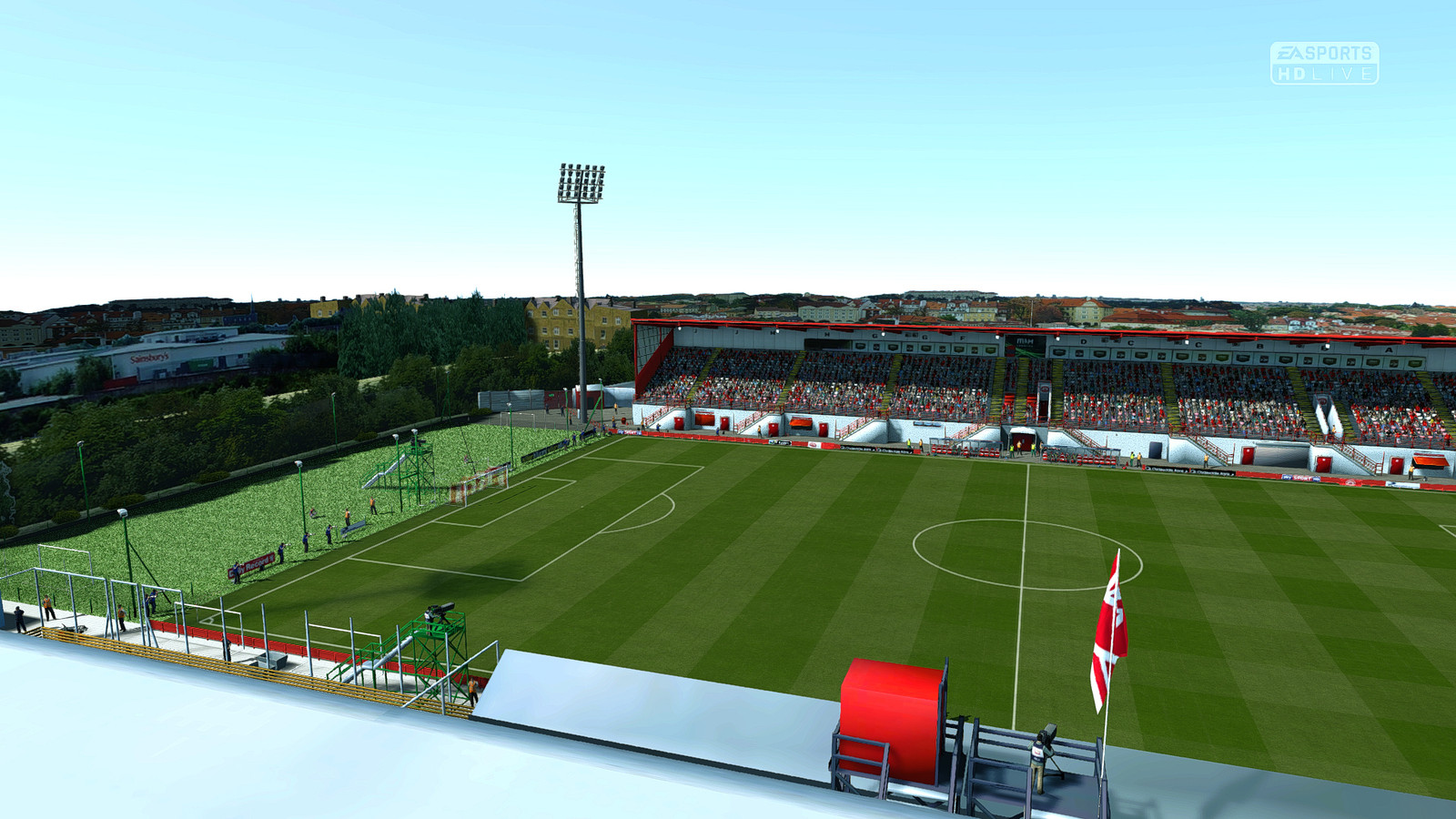 Twich's Stadiums   Soccer Gaming