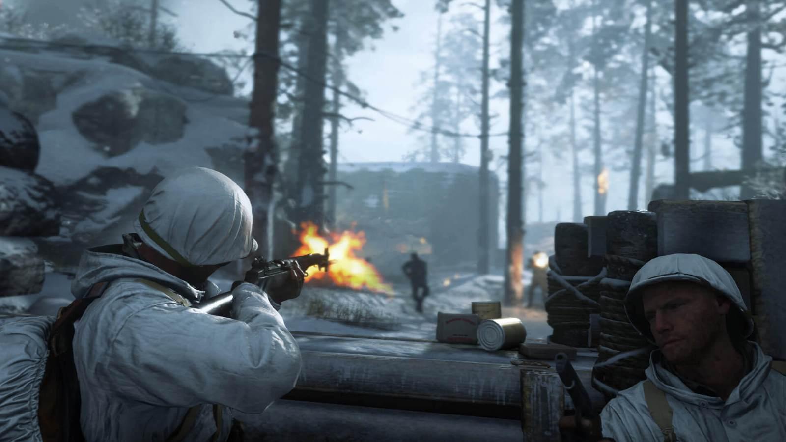 Call of Duty WWII - RELOADED - Tek Link indir