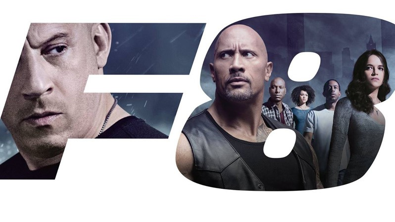 'Fate of the Furious' poster courtesy of Universal