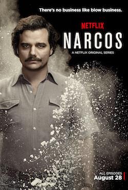 Narcos - Sezon 3 - 720p HDTV - Türkçe Altyazılı