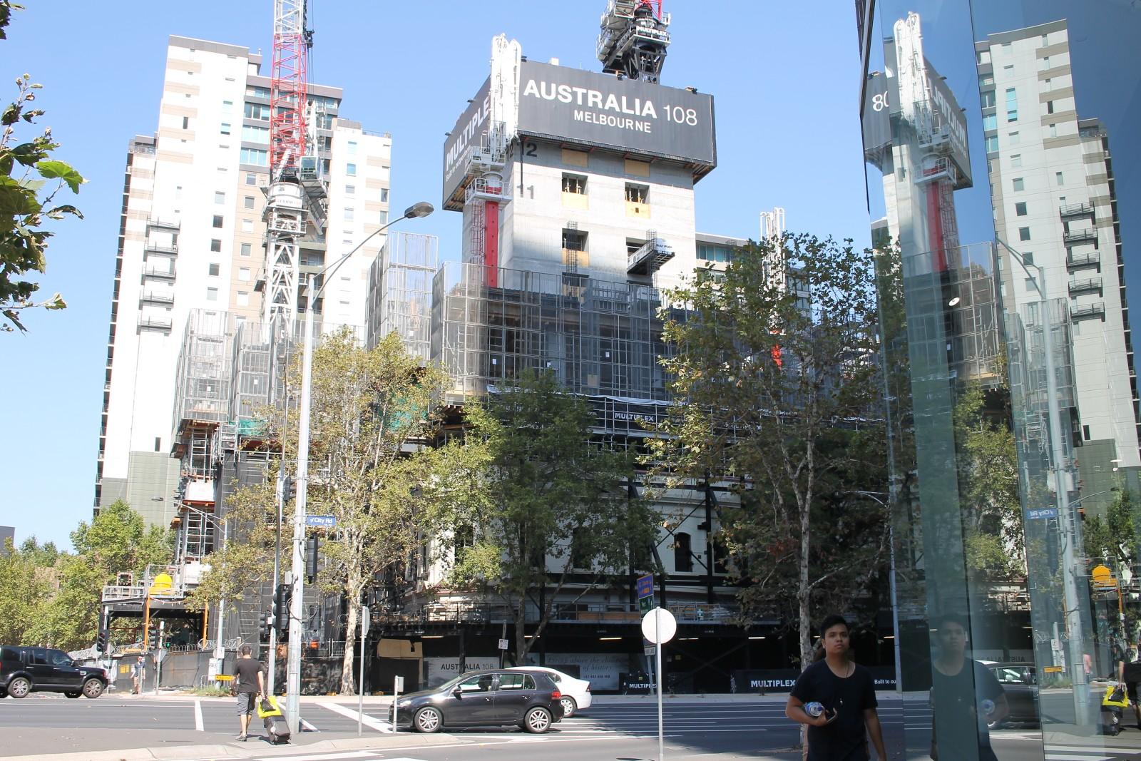 SOUTHBANK   Australia 108   70 Southbank Blvd   319m   Mixed Use