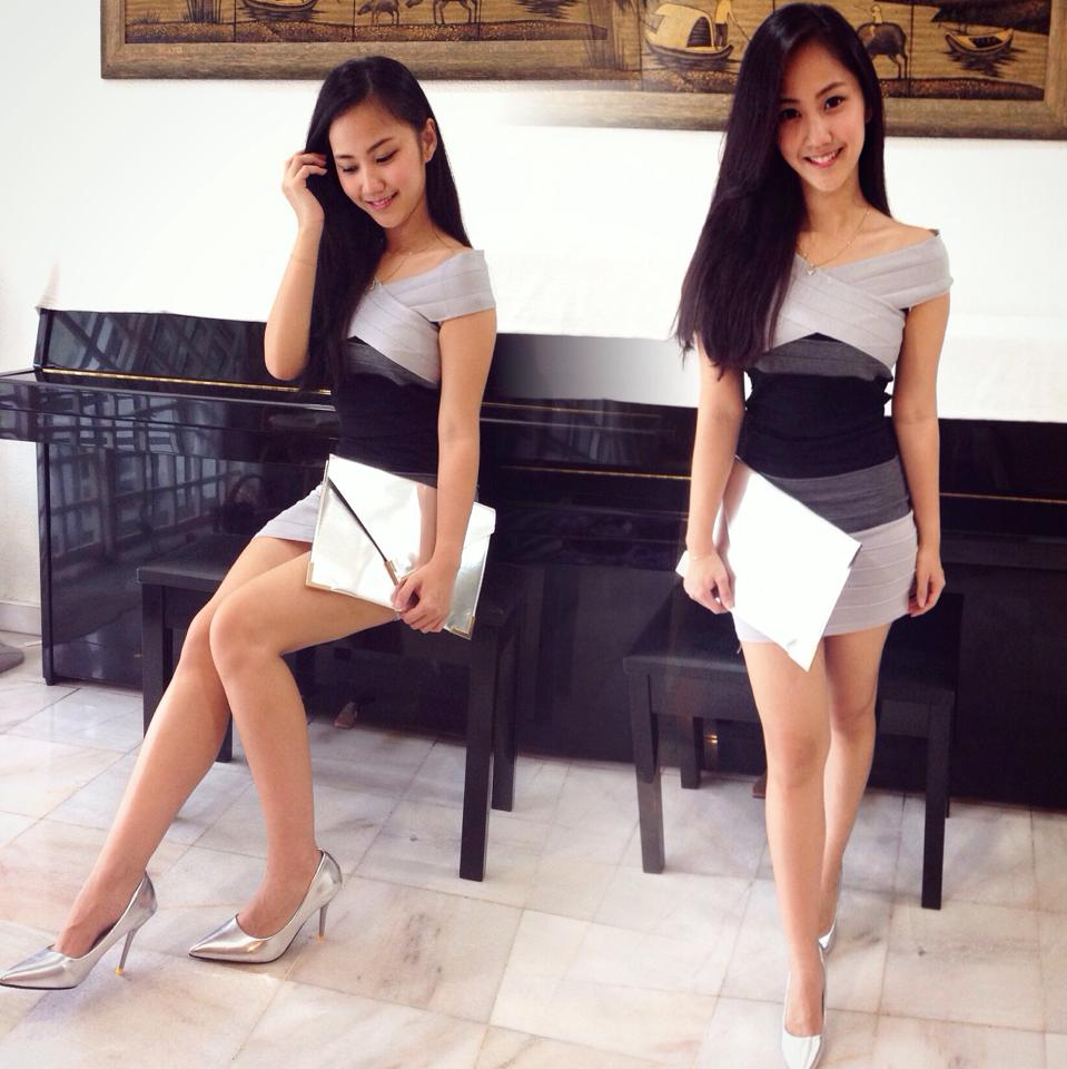 This twin sisters has both looks and fuckable body. Which