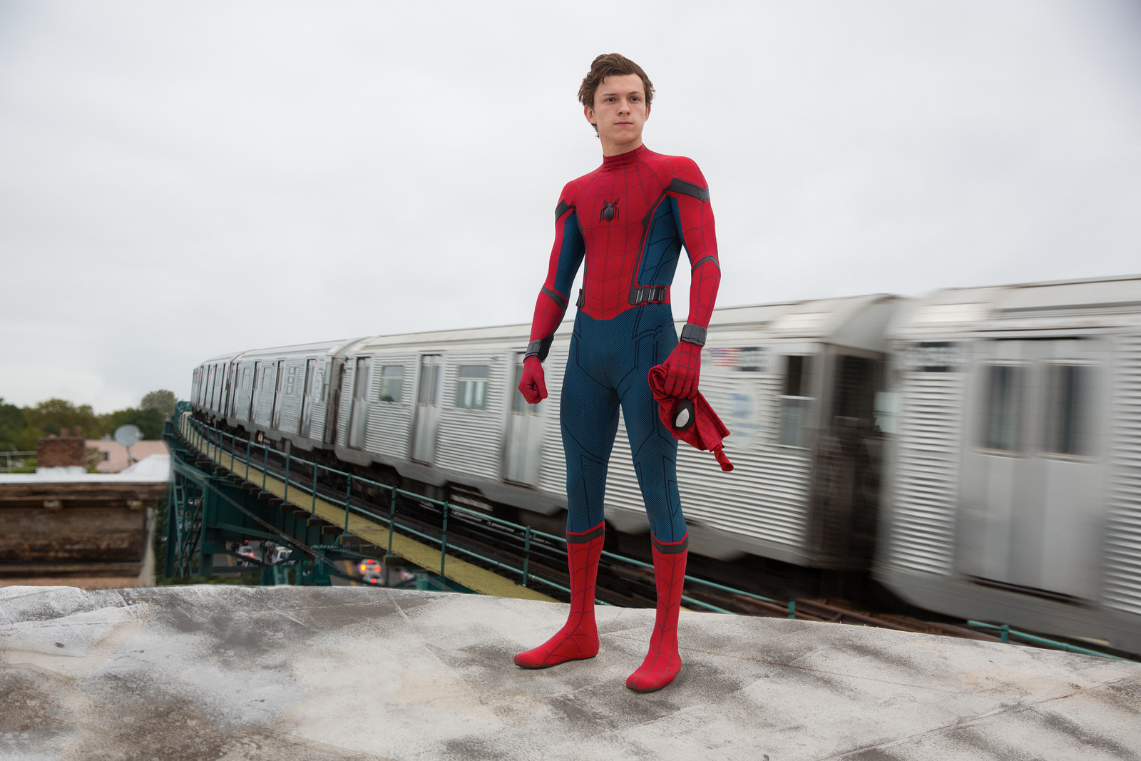 'Spider-Man: Homecoming' image courtesy of Sony