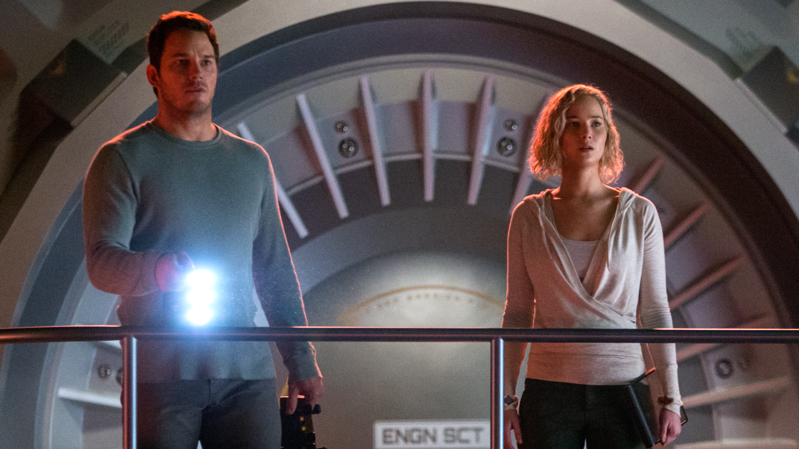 Why Jennifer Lawrence S 20m And Chris Pratt S 12m Passengers Payday Was A Trap
