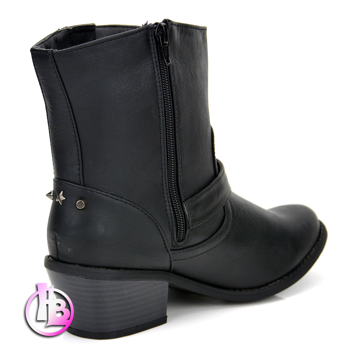 Girls Ankle Boots Designer Winter Shoe Size 10 11 12 2 3 4