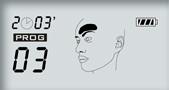 Napinanie czoła | podnoszenie brwi Tua Face