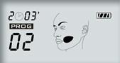 Likwidacja zmarszczek masażer twarzy Tua Face