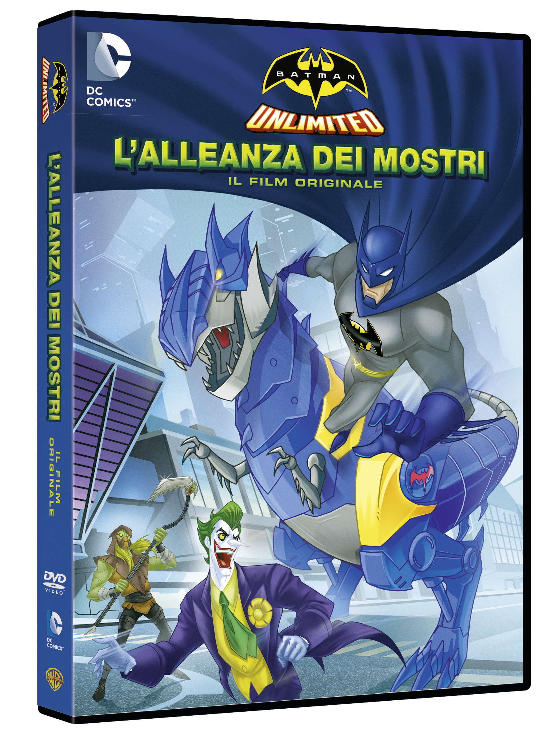 batman unlimited 2