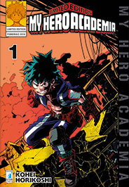 MY HERO ACADEMIA n.1 Limited Edition