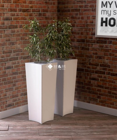 blumentopf pflanzk bel blumenk bel neu h 80 cm doris rot ebay. Black Bedroom Furniture Sets. Home Design Ideas