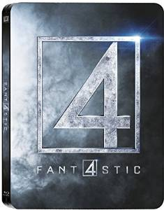 fantastic 4 bluray steelbook