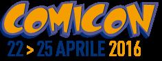 comicon 2016 logo
