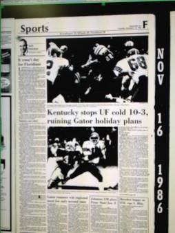 Kentucky paper