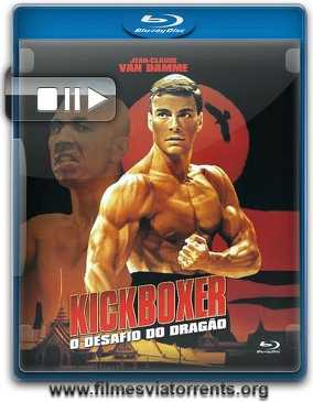 Kickboxer - O Desafio do Dragão Torrent - BluRay Rip 720p Dual Áudio