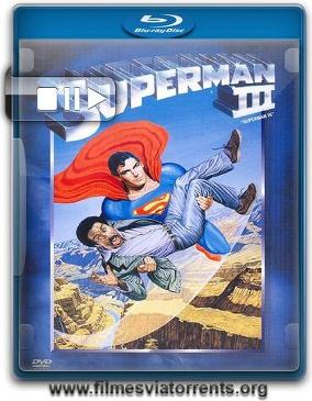 Superman III Torrent - BluRay Rip 720p Dual Áudio