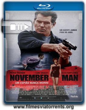 November Man - Um Espião Nunca Morre Torrent - WEB-DL 1080p Legendado