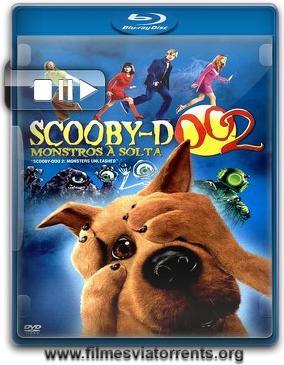 Scooby-Doo 2 - Monstros à Solta Torrent - BluRay Rip 720p Dublado