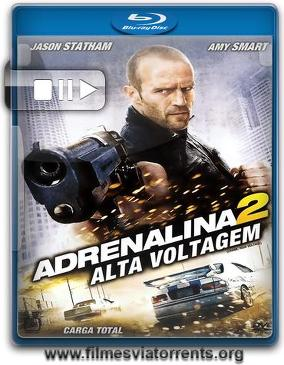 Adrenalina 2 - Alta Voltagem Torrent - BluRay Rip 720p Dublado