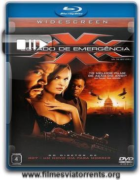 Triplo X 2 - Estado de Emergência Torrent - BluRay Rip 1080p Dual Áudio