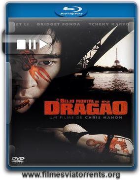 O Beijo do Dragão Torrent - BluRay Rip 1080p Dual Áudio