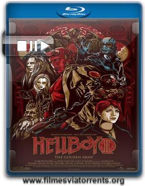 Hellboy II: O Exército Dourado Torrent - BluRay Rip 720p Dublado