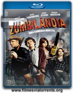 Zumbilândia Torrent - BluRay Rip 720p Dublado