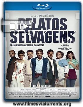 Relatos Selvagens Torrent - BluRay Rip 720p | 1080p Dublado 5.1