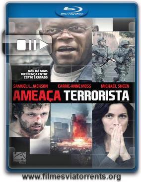 Ameaça Terrorista Torrent - BluRay Rip 1080p Dublado 5.1