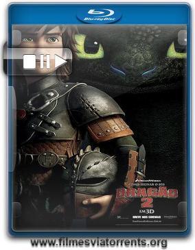 Como Treinar o Seu Dragão 2 Torrent - BluRay Rip 720p | 1080p Dublado