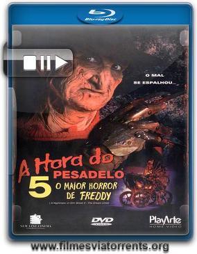 A Hora do Pesadelo 5 - O Maior Horror de Freddy Torrent – BluRay Rip 1080p Dublado