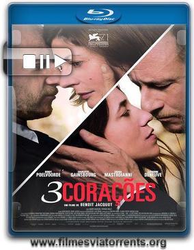 3 Corações Torrent - BluRay Rip 720p | 1080p Dual Áudio 5.1