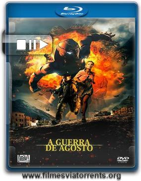 A Guerra De Agosto Torrent - BluRay Rip 720p Dublado 5.1