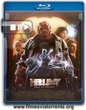 Hellboy Torrent - BluRay Rip 720p Dublado
