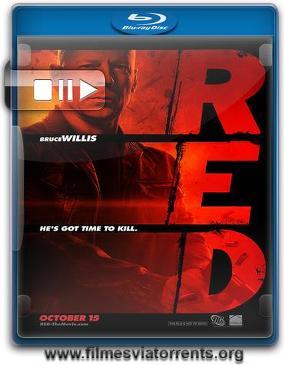 RED - Aposentados e Perigosos Torrent - BluRay Rip 1080p Dublado