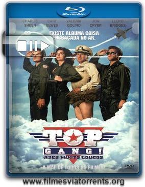 Top Gang! - Ases Muito Loucos Torrent - BluRay Rip 720p Dublado