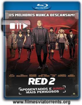 RED 2 - Aposentados e Ainda Mais Perigosos Torrent - BluRay Rip 720p Dublado