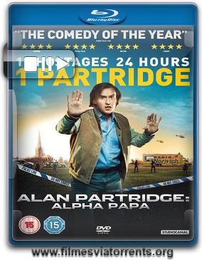 Alan Partridge: Alpha Papa Torrent - BluRay Rip 720p | 1080p Dublado 5.1