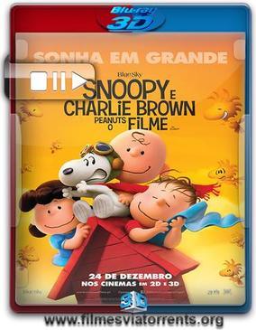 Snoopy & Charlie Brown: Peanuts, o Filme Torrent - BluRay Rip 720p e 1080p Dublado