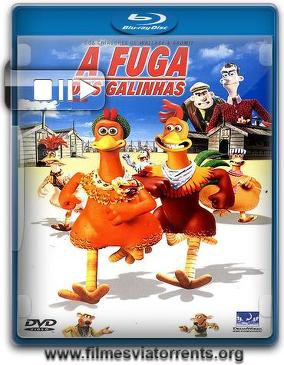 A Fuga Das Galinhas Torrent - BluRay Rip 720p Dublado