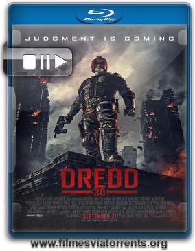 Dredd Torrent - BluRay Rip 720p Dublado