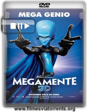 Megamente Torrent - DVDRip