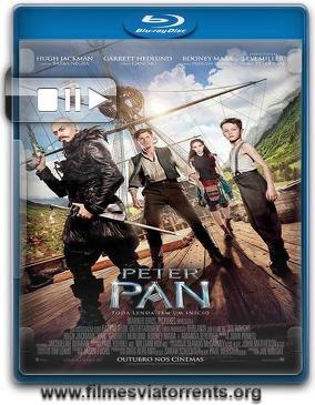 Peter Pan Torrent - BluRay Rip 720p e 1080p Legendado (2015)