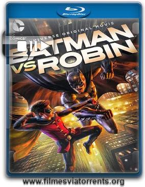 Batman vs Robin Torrent - BluRay Rip 1080p Dual Áudio 5.1